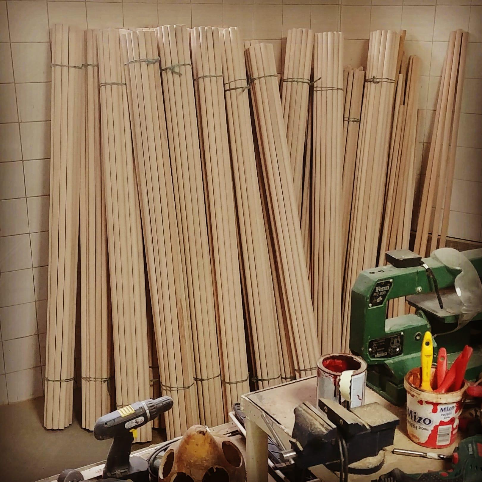 raw material verga replacement for berimbau instrument capoeira berimbau shop
