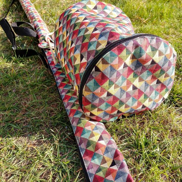 Africa berimbau bag design for capoeira instrument