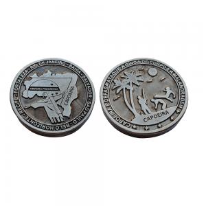 Cristo Dobrao Coin for Berimbau
