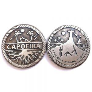 Rio dobrao coin for capoeira berimbau instrument