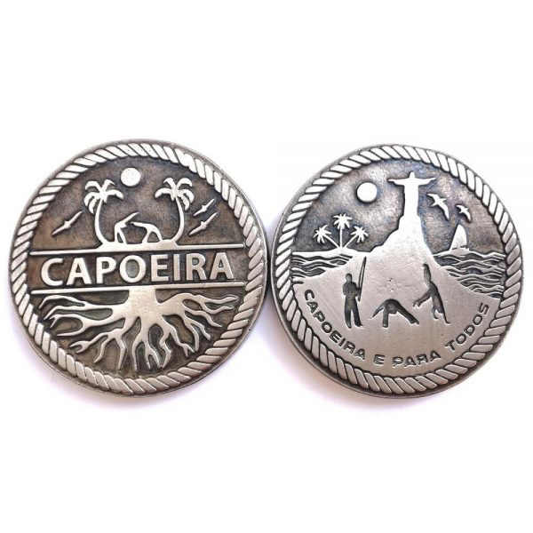 Rio dobrao coin for capoeira berimbau instrument