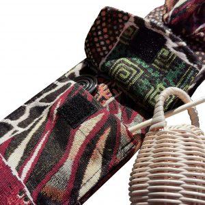 Bag for Berimbau (Savanna Design)