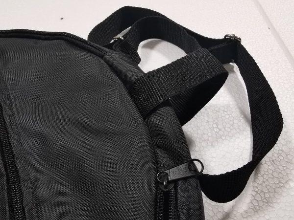 pandeiro black bag waterproof material for capoeira